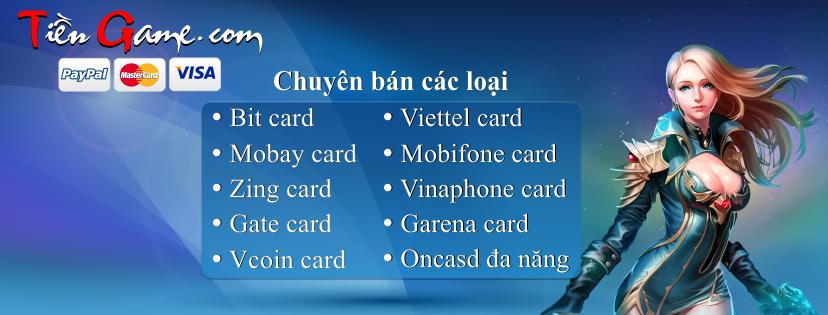Cách mua card game Việt Nam khi sống ở nước ngoài