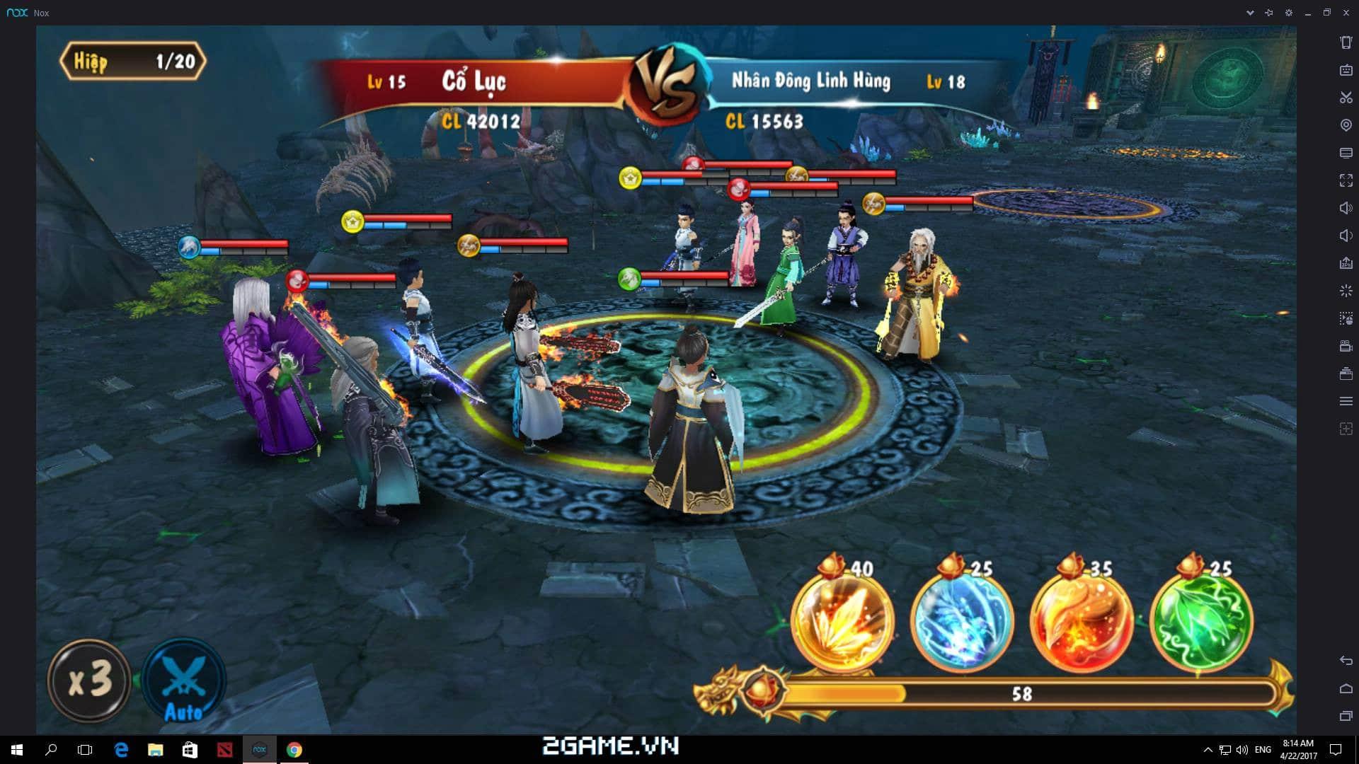 Kim Dung Quần Hiệp Truyện - Tựa Game Việt Sốt Nhất Hiện Nay 1