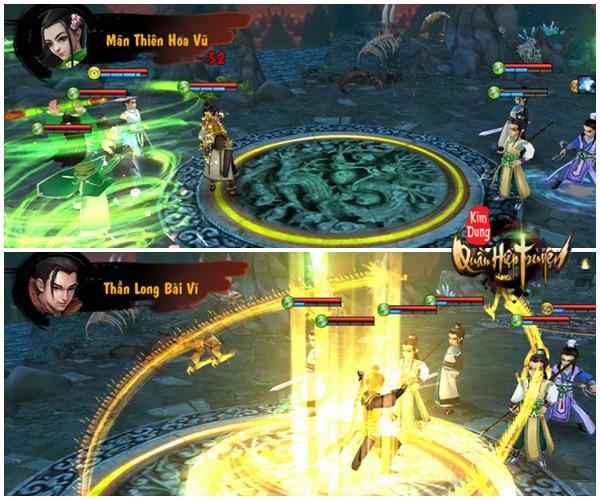 Kim Dung Quần Hiệp Truyện - Tựa Game Việt Sốt Nhất Hiện Nay 2