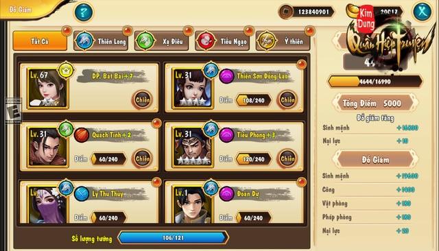 Kim Dung Quần Hiệp Truyện - Tựa Game Việt Sốt Nhất Hiện Nay 3