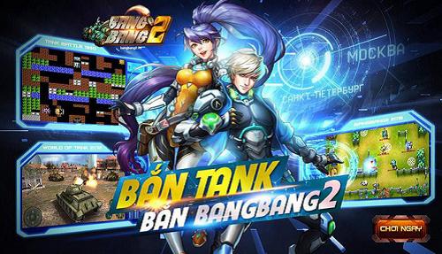 BangBang 2 và 5 điều thu hút game thủ không nên bỏ qua