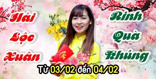 Hái Lộc Xuân - Rinh Quà Khủng