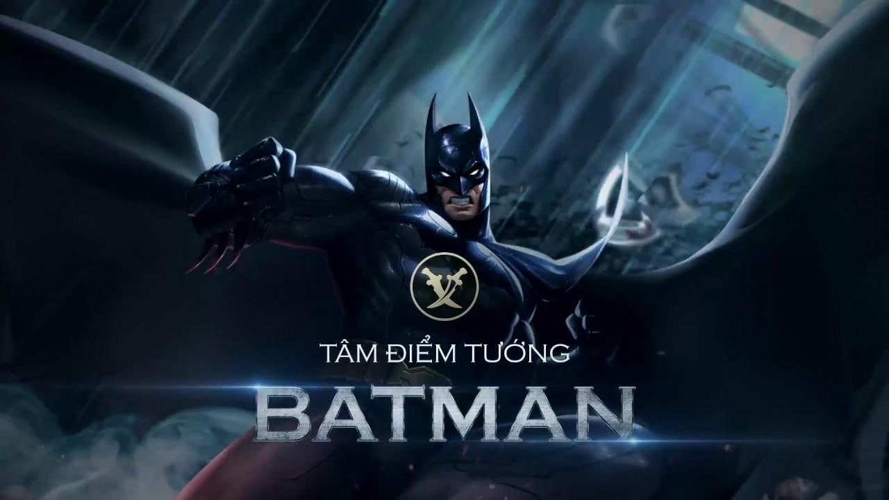 Những Điều Cần Lưu Ý Khi Dùng Batman Đi Rừng Trong Liên Quân
