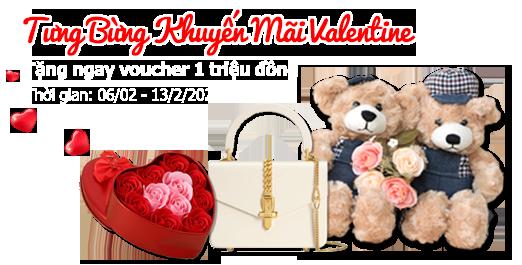 Happy Valentine's Day - Yêu thương trọn vẹn