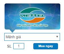 Hai Mặt Tiện Lợi Khi Mua Thẻ Viettel Online Nạp Game