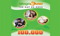 Bán thẻ MegaCard online giá rẻ qua visa hoặc mastercard