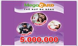 Bán thẻ MegaCard online giá rẻ qua visa hoặc mastercard 2