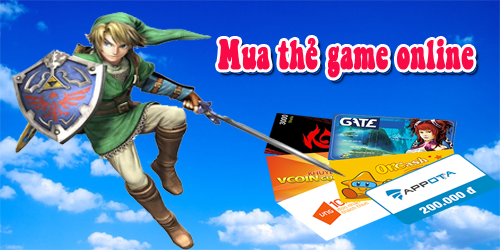 Mua thẻ game online và nhưng điều bạn chưa biết