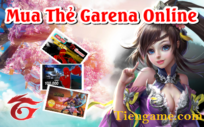 Tổng hợp những cách mua thẻ garena cho game thủ Việt