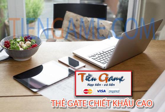 Hướng dẫn cách mua thẻ gate online tại nhà