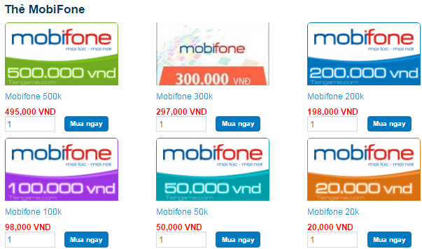 Mua thẻ mobifone nhận nhiều khuyến mãi hấp dẫn 2