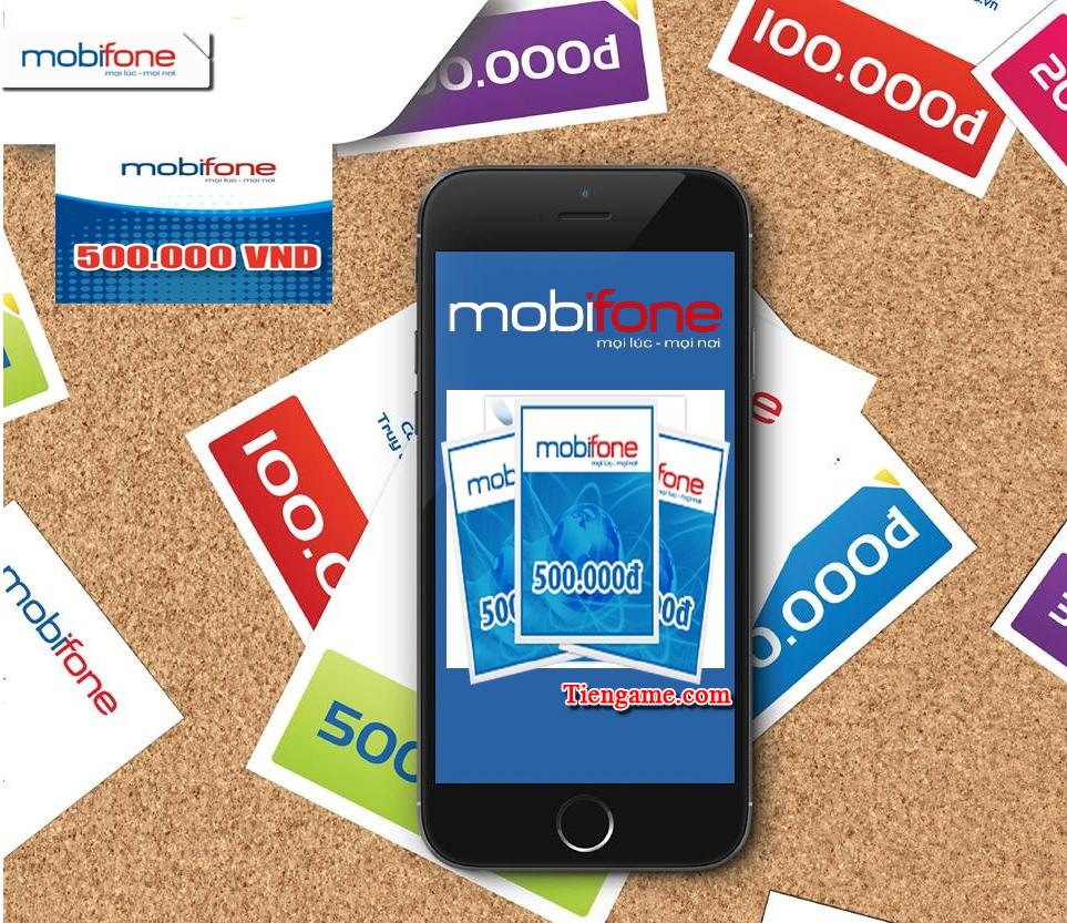 Tuyệt chiêu mua thẻ mobifone nhận thẻ trong 1 phút