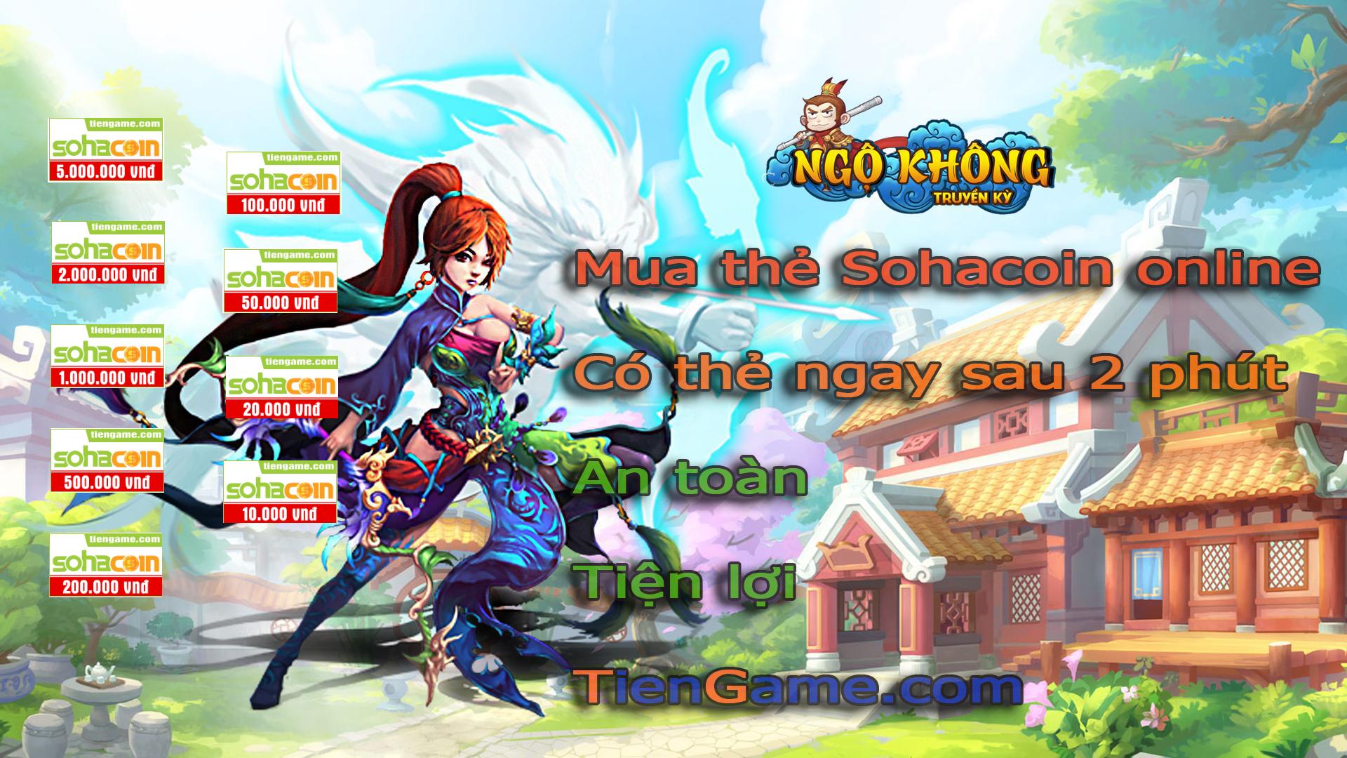 Mua thẻ Sohacoin và những điều  lưu ý khi mua sohacoin online