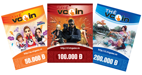 Mua thẻ Vcoin bằng Paypal dễ dàng trên Tiengame.com