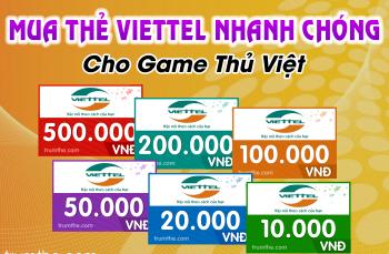 Thẻ Viettel - Chỉ còn vài phút là kết thúc Khuyến mãi