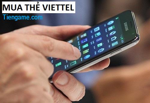 Hướng dẫn nạp thẻ viettel online giá rẻ nhất