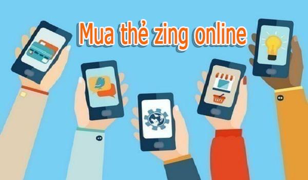 Bật mí cách mua thẻ zing online bằng internet