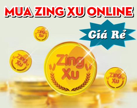 Mua Zing xu online bằng Visa siêu nhanh chóng