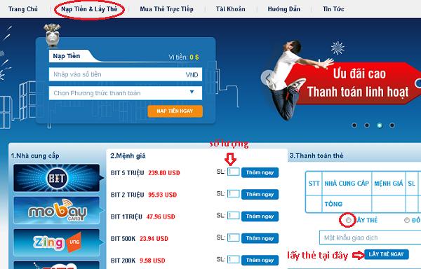 Bán thẻ Mobifone online giá rẻ h3