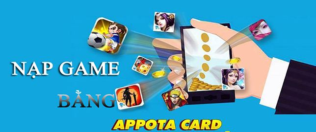 Nhận ngay chiết khấu khủng khi mua thẻ appota online