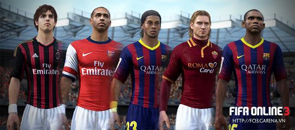 Những cầu thủ khỏe nhất đáng để mua về trong FO3