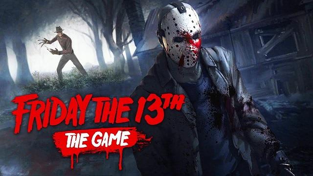 Sát nhân Jason rình rập người chơi trong game Thứ 6 Ngày 13