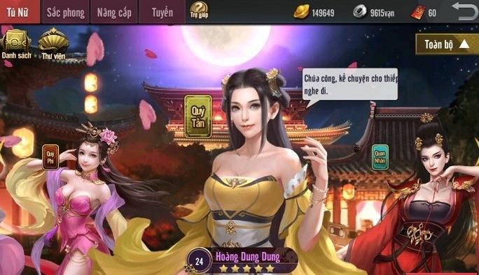 Vì sao Tam Quốc Truyền Kỳ lấy lòng tất cả các game thủ Việt?