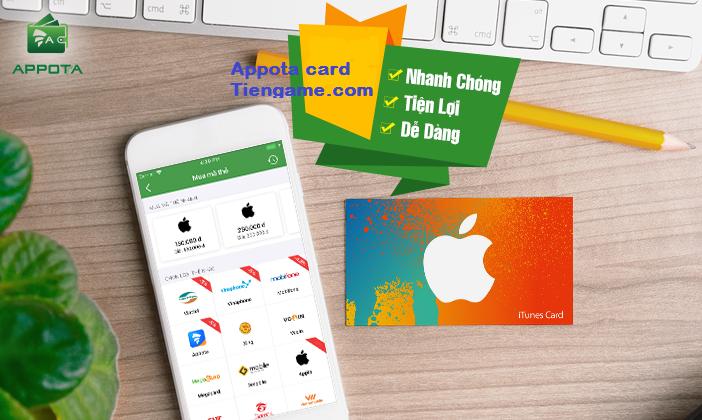 Mua thẻ appota game thủ ở nước ngoài cần lưu ý điều gì