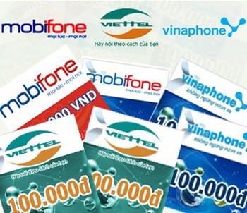 Nạp game bằng thẻ điện thoại có những lợi ích gì?