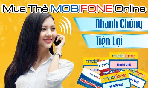 Theo bạn nên mua thẻ mobifone giấy hay mua thẻ mobifone online?