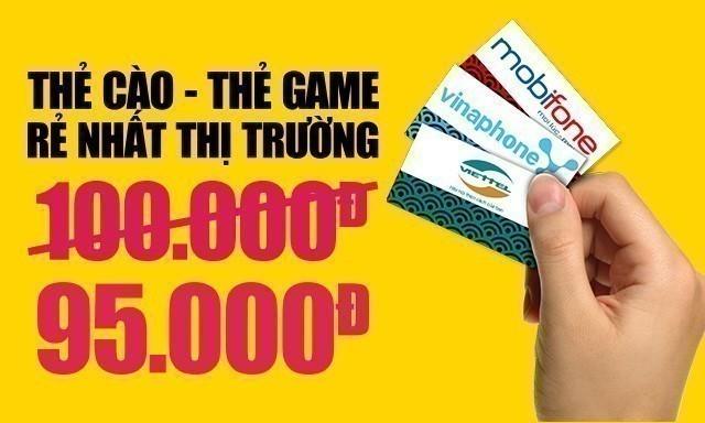 Tổng hợp những chiêu lừa đảo nạp thẻ game tinh vi nhất hiện nay