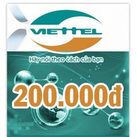 Mua thẻ Viettel online giá rẻ qua paypal khi bạn ở mỹ