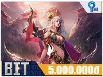 Thẻ Bit 5 triệu