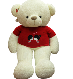 Gấu bông Teddy Kissing Couple