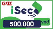 Thẻ Isec 500k