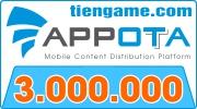 Thẻ Appota 3 triệu