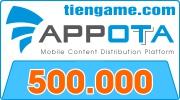 Thẻ Appota 500k
