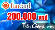 Thẻ Funcard 200k