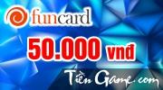 Thẻ Funcard 50k