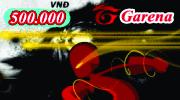 Garena 500k