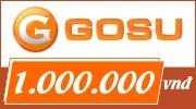 Thẻ GOSU 1 triệu