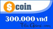 Thẻ Scoin 300k