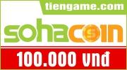 Thẻ SohaCoin 100k