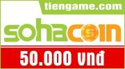 Thẻ SohaCoin 50k