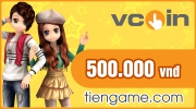 Thẻ Vcoin 500k