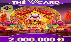 Thẻ vcard 2 triệu
