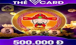 thẻ vcard 500k