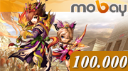 Thẻ Mobay 100k