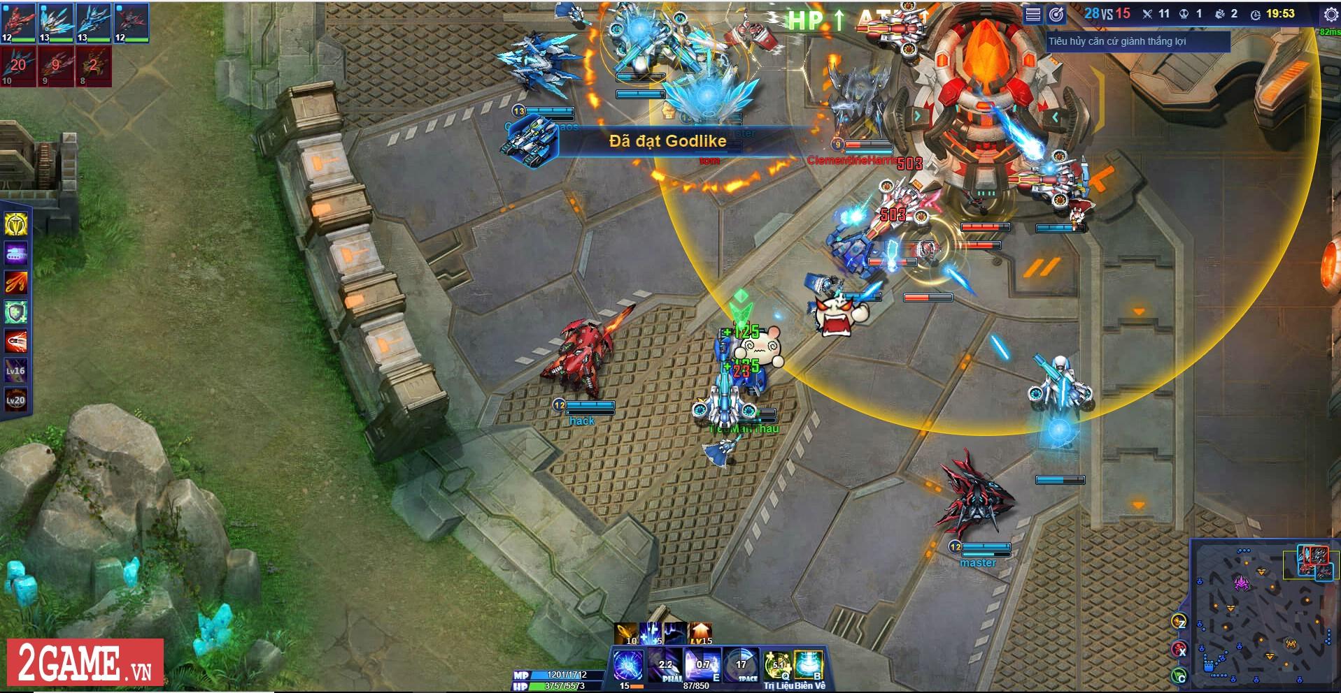 BangBang 2 và 5 điều thu hút game thủ không nên bỏ qua 2