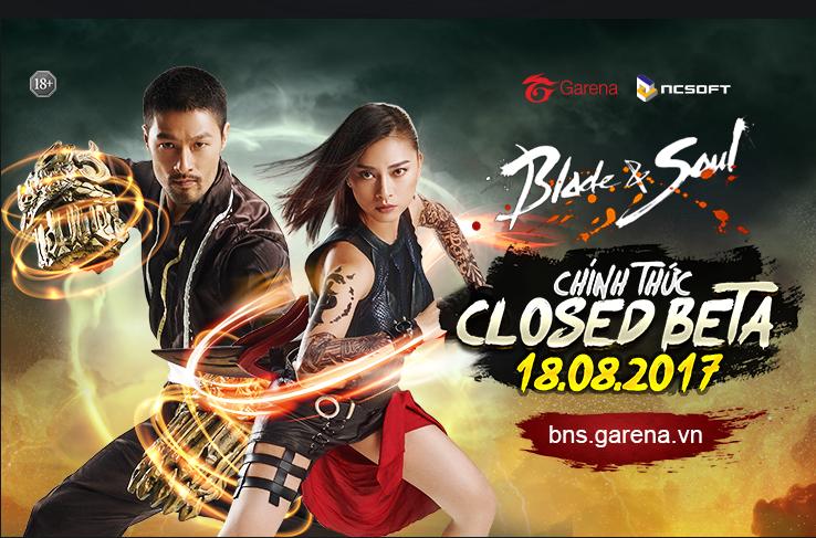 HOT: Blade and Soul chuẩn bị mở cửa Closed Beta tại Việt Nam